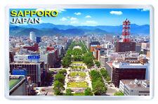 Sapporo Japan Fridge Magnet Souvenir Magnet Kühlschrank