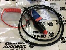 Evinrude Johnson  398692 Tiller Handle Stop Kill Switch Kit 0398692 Kit OMC BRP