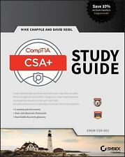CompTIA Cybersecurity Analyst+ Study Guide by Michael J. Chapple and David...