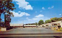 Winchester Virginia 1950-60s Postcard Elms Motel & Dining Room
