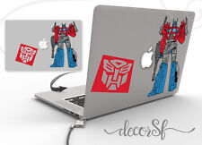TRANSFORMERS MacBook Wrap cover-cover Per MacBook Optimus-MacBook Decalcomanie