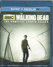 Movie BLU-RAY - THE WALKING DEAD: The Complete Fourth Season - Pre-Owned - AMC
