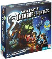 Brand New Boxed Mattel Ghost Fightin' Treasure Hunters Strategy Game Free Post