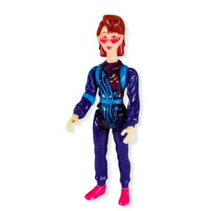 Real Ghostbusters Janine Melnitz 1990 Kenner (1001)