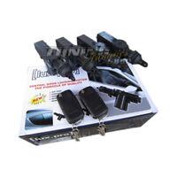 Chiusura Centralizzata + Radiocomando Set 2x Chiave Pieghevole Kit di Retrofit