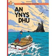Anethow Tintin: An Ynys Dhu by Herge (Paperback, 2014)