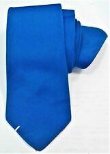 Cravatta Azzura manifattura italiana
