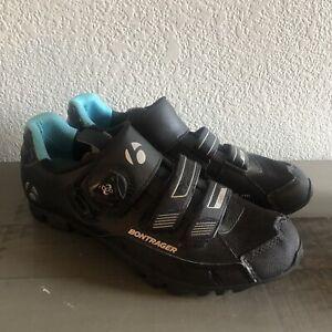 Bontrager Race Mountain Black Shoes Women's 39 EU, 7.5 US
