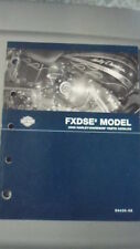 NOS Harley Davidson OEM Factory Parts Catalog 2008 FXDSE Model 99430-08