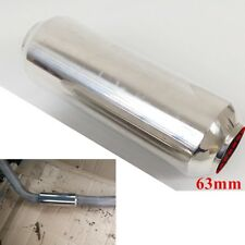 New Middle Silencer Exhaust Muffler / Resonator - 304 Stainless Steel - 2.5""