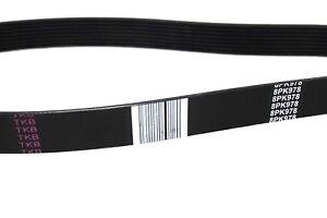 V-Ribbed Alternator Belt for Volvo VN VHD D12 Engine 20430368 8PK978