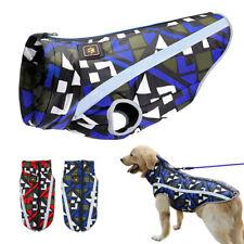Impermeable Abrigo de perro para invierno abrigada Ropa Pequeño grande Reflexivo