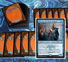 mtg RED WHITE BLUE JESKAI COMMANDER EDH DECK Magic the Gathering 100 cards