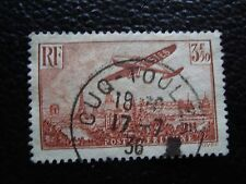 FRANCE - timbre yvert et tellier aerien n° 13 obl (L1) stamp french (A)