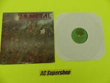 "U.S. Metal various artists - LP Record Vinyl Album 12"""