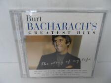 Burt Bacharach's Greatest Hits The Story Of My Life CD