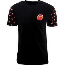 $35.00 689497-010 Nike Qt Kd Bad Apple Tee (black)
