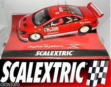 SCX DIGITAL  Ref. 13080 PEUGEOT 307 WRC RALLYE MONTECARLO 2005  1/32   New
