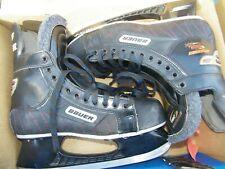 Bauer 3000 Supreme Custom Ice Hockey Skates Men's Sz 10