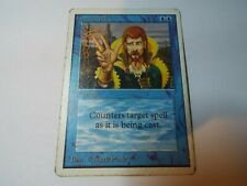 MAGIC THE GATHERING UNLIMITED CARD COUNTERSPELL, pl