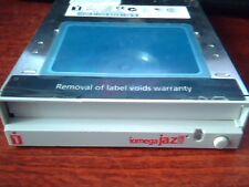 Hard Drive Internal  iomega Jaz V1000Si 1GB LR48922-59 - White faceplate