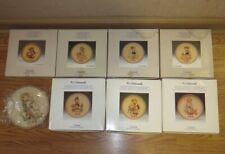 Vintage Goebel Mj Hummel Annual Collectors Plate 1986, 87 88 ,89 ,90 ,92 ,93 94