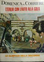 DOMENICA DEL CORRIERE N.42 1968