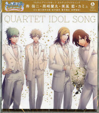 Reiji Kotobuki Ranmaru Kurosaki Etc-uta No Prince Sama Quartet-japan CD C15