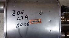 MARMITTA ORIGINALE CORVETTE C7 Z06 2015-2016 CON VALVOLE LT4 6200 V8 SUPERCHARGE
