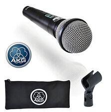 H7 AKG d8000s professionnel dynamique de poche microphone vocal / karaoke / studio