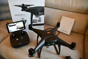 DJI Phantom 4 Pro 4K Drone Professionale - Obsidian plus