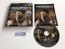 Uncharted 3 - GOTY Game Of The Year Edition - Sony PS3 - PAL UK - Avec Notice