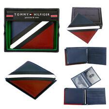 Tommy Hilfiger Multi Color Passcase & Valet Bifold Slim Wallet
