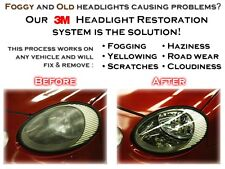 Car headlight Cleaner Renewer For Car Truck Suv Restore Polish Clear Visibility