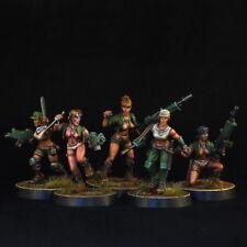 Jungle Fighters Squad Female Brigade Brother Vinni World of Bitz Exklusiv