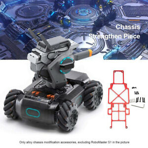 Chassis Strengthen Piece  Aluminum Alloy Chassis Protective Board for N4G7