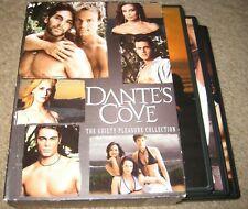 Dante's Cove The Guilty Pleasure Collection DVD 5-Disc Set Seasons 1-2 + Pilot
