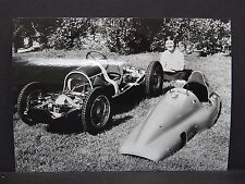 Photo Reprint, Miniature Cars, Racing Children, S3#3