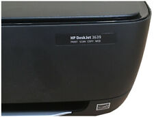 Hp Deskjet 3639 All In One Inkjet Wireless Printer Refurbished