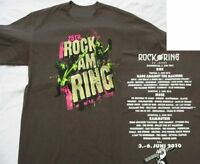 Rock am Ring - 2010 - Bass Player - T-Shirt - Größe Size XL - Neu