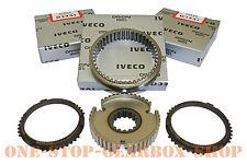 IVECO TECTOR CAMBIO Synchro KIT (per adattarsi 3rd / 4th GEAR)