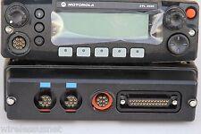 MOTOROLA XTL2500 P25 DIGITAL MOBILE 700/800MHz MODEL # M21URM9PW1AN
