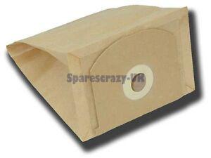 Para Electrolux 1100S Bolsas de Papel Aspiradora 5 Paquete