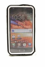 Black (White) Hard Cover Case for Samsung Galaxy S II 2 Epic Touch 4G D710