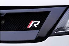 R-Turn Roadruns Lettering Radiator Grille Emblem For 09~12 Kia Cerato Forte Koup