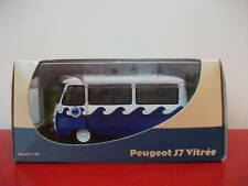 Peugeot J7 vitrée Sel à la baleine ELIGOR FR 1/43