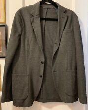 Gant Rugger Gray Wool Blazer Jacket EU 48 US 38 MSR$595