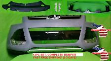 New Front Bumper Cover Fascia 2013 2014 2015  2016 Ford Escape COMPLETE