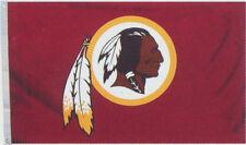 Washington Redskins Giant 4'x6' NFL Licensed Logo Flag / Banner