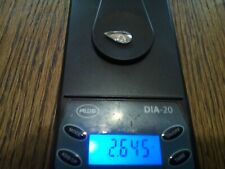 Fantastic!!!  loose  J-k Moissanite (Diamond) 2.635 CT Pear cut  !!!